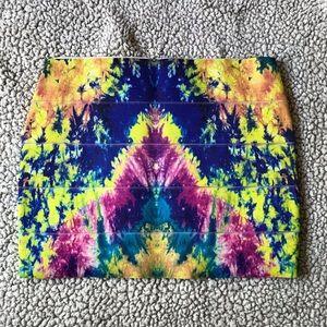 BELLAMIE | Body Con Mini Skirt